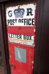 Old letter box - Chester