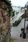 Suspension bridge - Chester