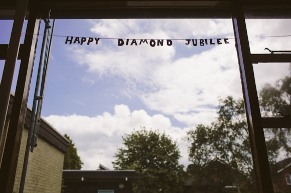 Diamond Jubilee banner