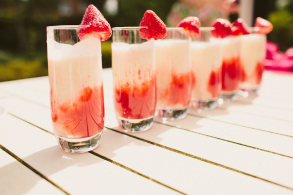 Lava Flow Cocktails (photo: Matt Horan)
