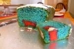 Damien Hirst inspired cake