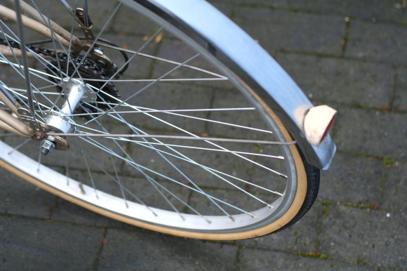 B's bike