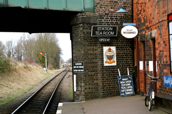 Quorn and Woodhouse, Great Central Railway
