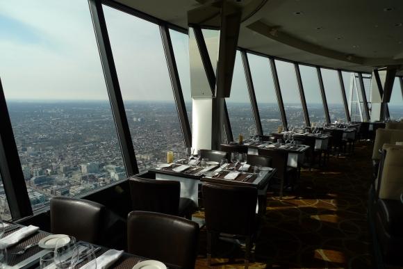 360 Restaurant, CN Tower