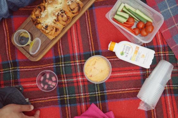 festival picnic