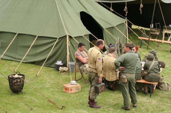 Wartime Weekend at GCR