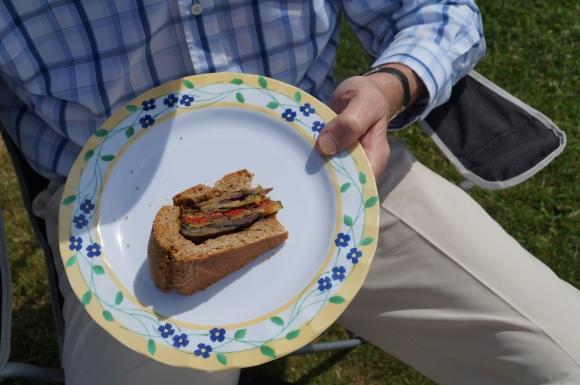 served loaf