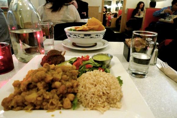 Vegan food in Montreal