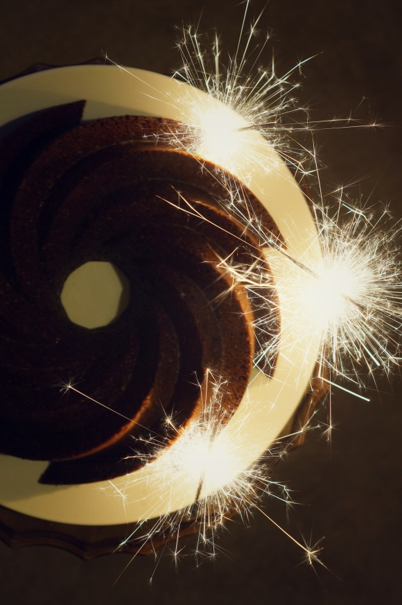 catherine wheel cake