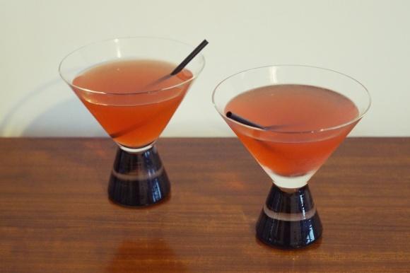 rosehip martini