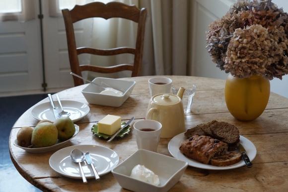breakfast day 1