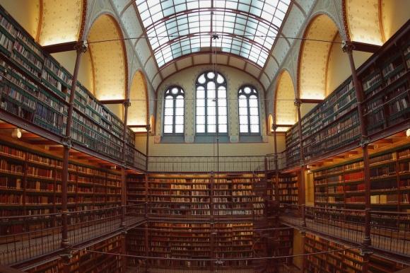 library- Rijksmuseum