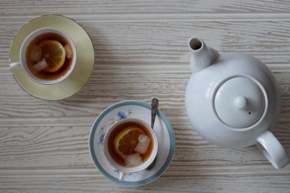 earl grey tea vodka, tea party