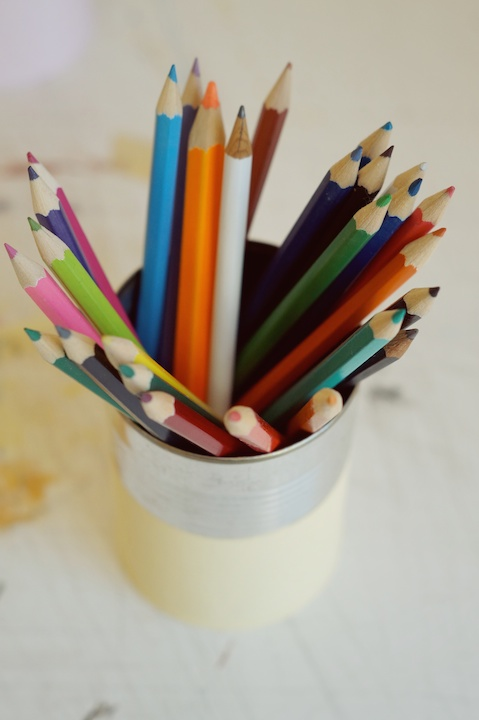 new home for pencils