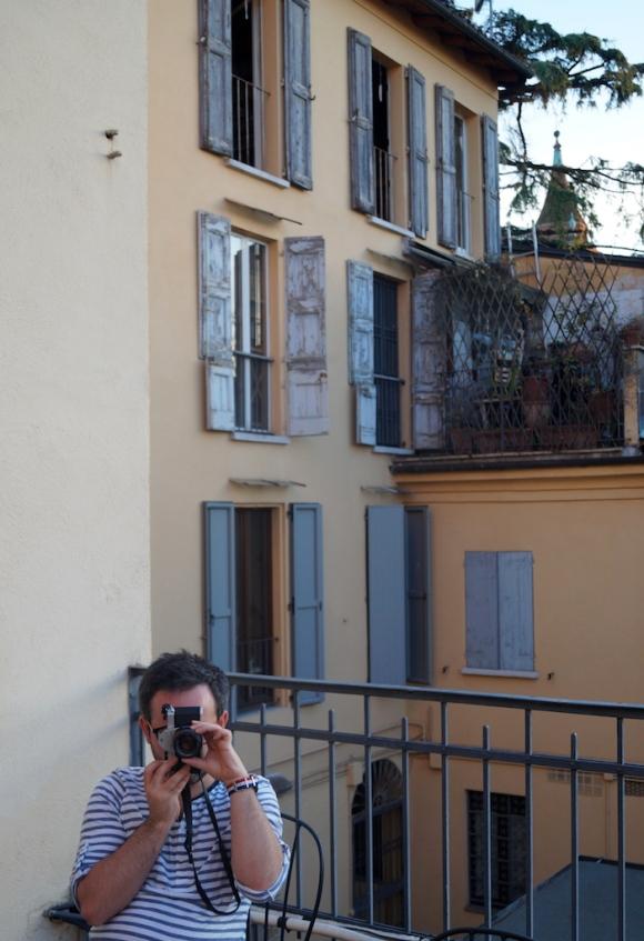 Wizard + Balcony