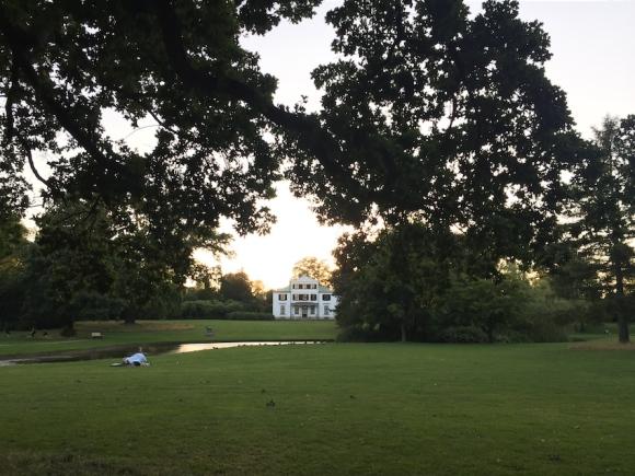 Park in Hellerup