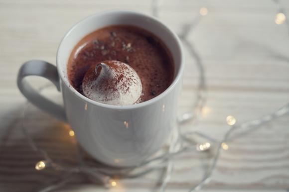 amaretto hot chocolate